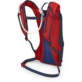 Osprey Kitsuma 7 - Sac à dos Femme - rouge/bleu